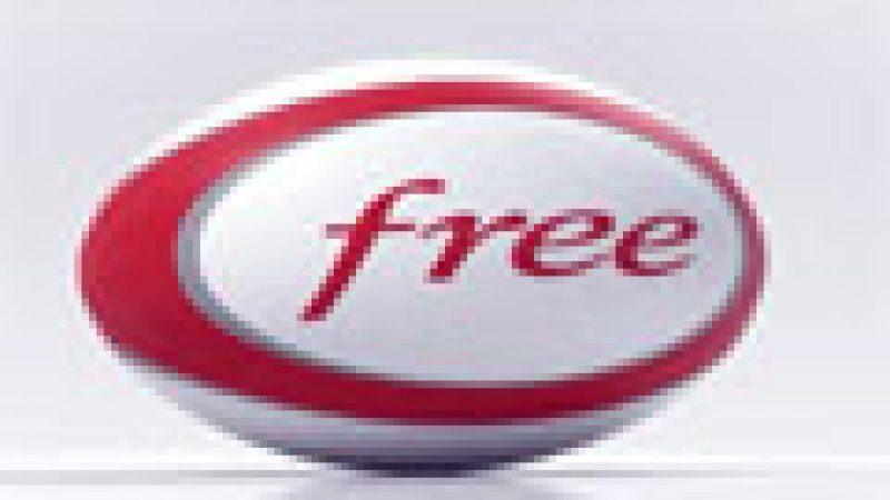 Découvrez la vidéo avec Free pour la Coupe du Monde de Rugby