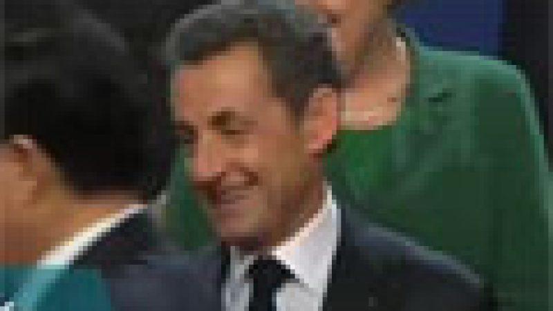 Zapping : Un gros vent pour Sarkozy
