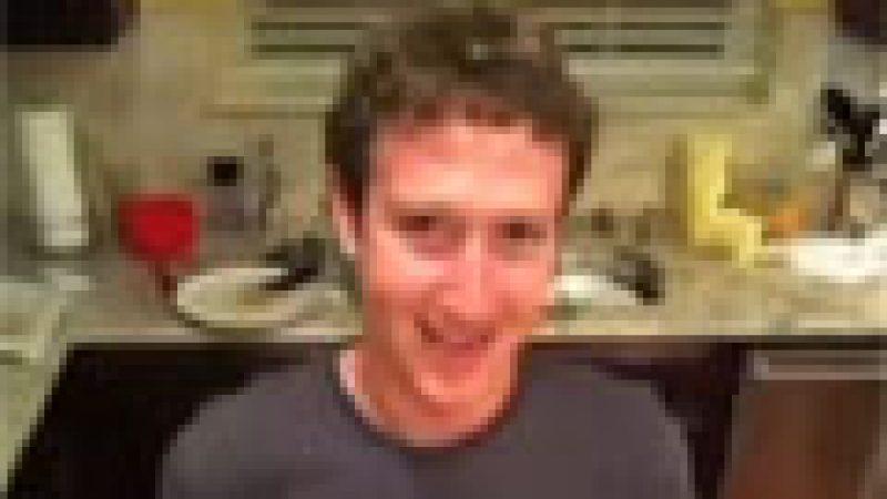 Zapping : Le compte Facebook de M. Zuckerberg piraté…
