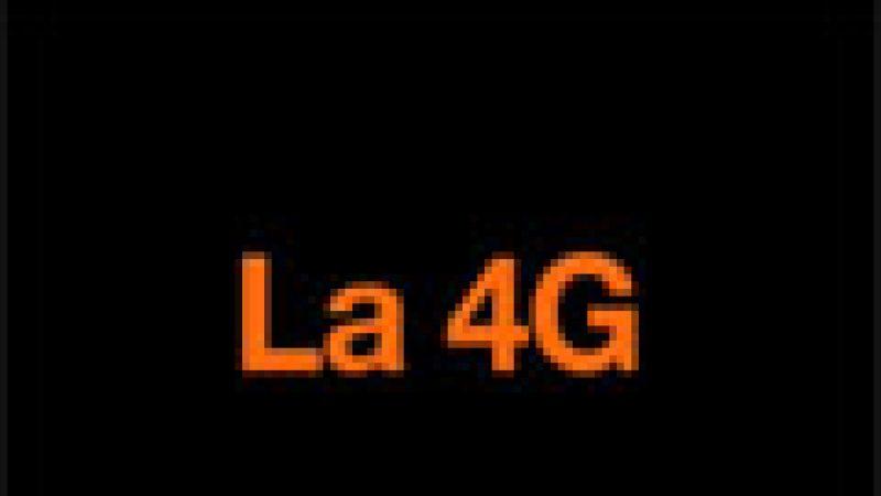4G : Les nouveaux services que cela va apporter