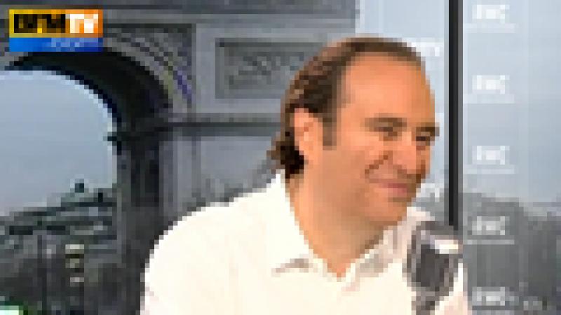 Free Mobile : Xavier Niel répond aux questions de Jean Jacques Bourdin