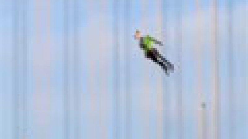 Zapping : Des super-héros dans le ciel…