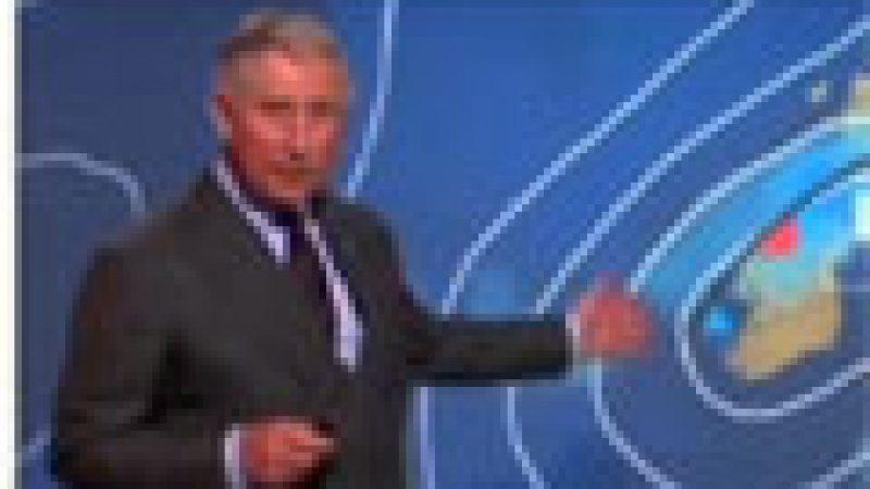 Zapping : Le Prince Charles présente la météo…