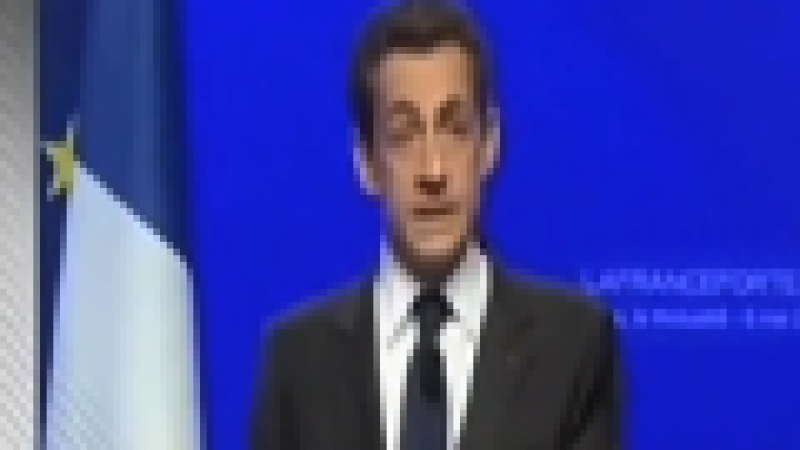 Zapping : Une titraille erronée pour Nicolas Sarkozy
