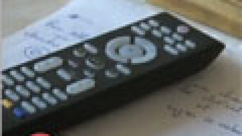 Zapping : Une notice de télécommande de télévision très utile…