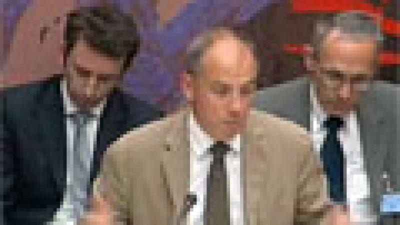 Vidéo : L'intervention de Stéphane Richard devant les députés