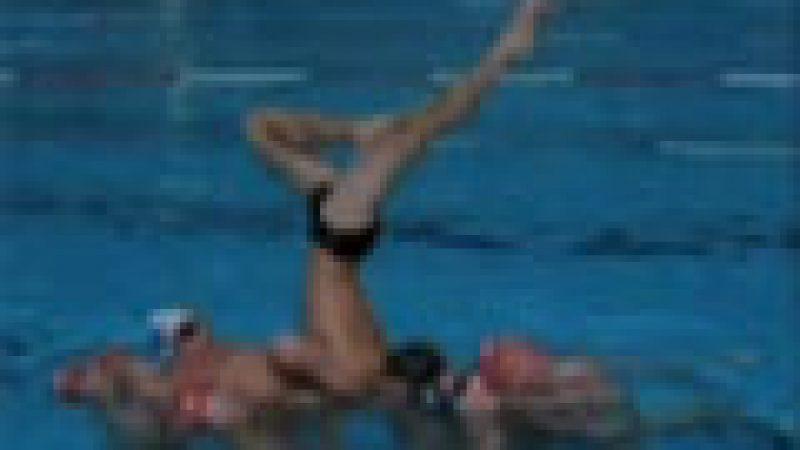 Zapping : Pas de natation synchronisée pour ces messieurs aux JO…