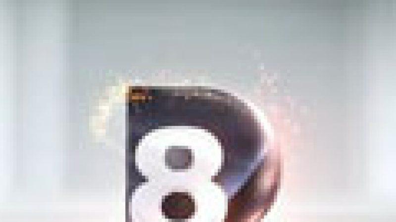 Découvrez le clip de présentation de D8