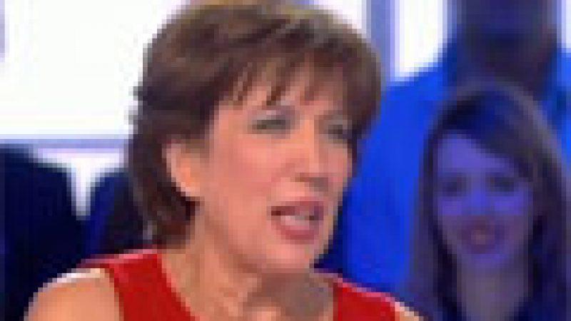 """Zapping : Roselyne Bachelot apprécie la """"ligne"""" éditoriale de Canal +…"""