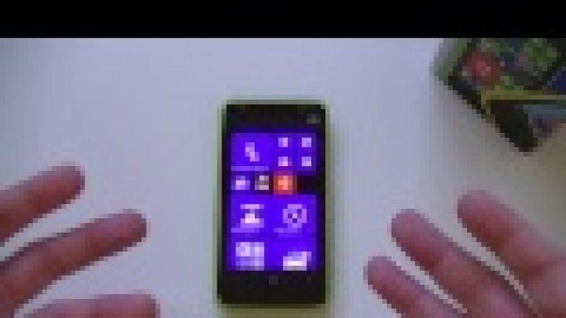 Nokia Lumia 620 : Découvrez le déballage et le test complet