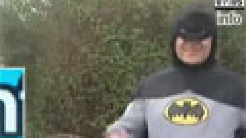 Zapping : La vérité sur le faux Batman…