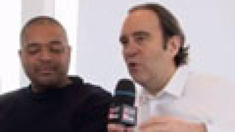 Interview de Xavier Niel par La Chaîne Techno