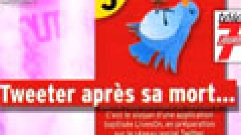 Zapping : On pourra bientôt tweeter après sa mort…
