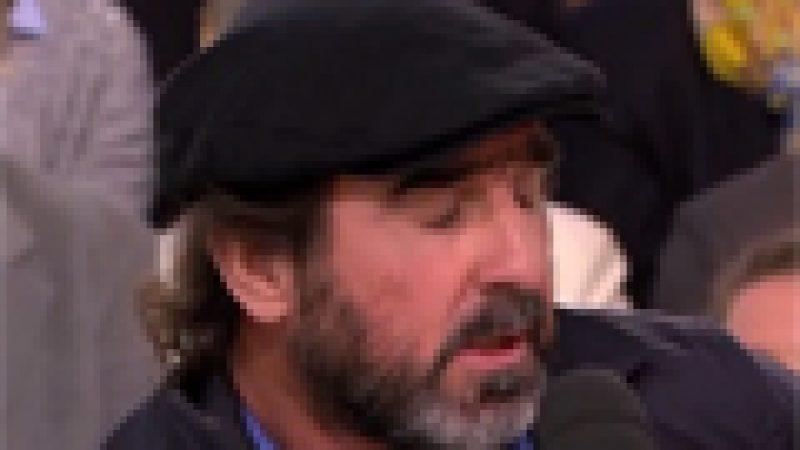 Zapping : La doublure du phallus de Cantona…