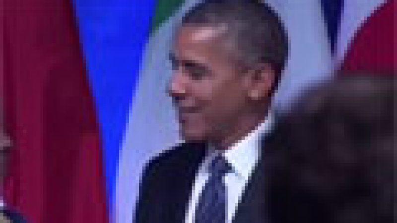 Zapping : Obama a peur de sa femme…