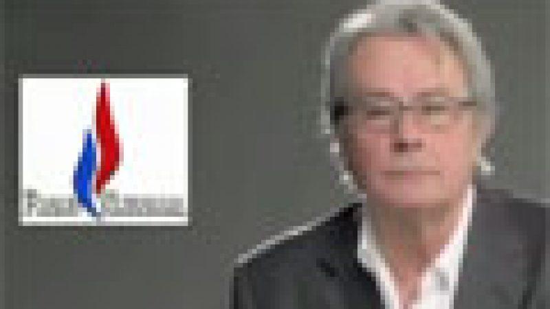Zapping : Avant il était Alain Delon, mais ça, c'était avant…