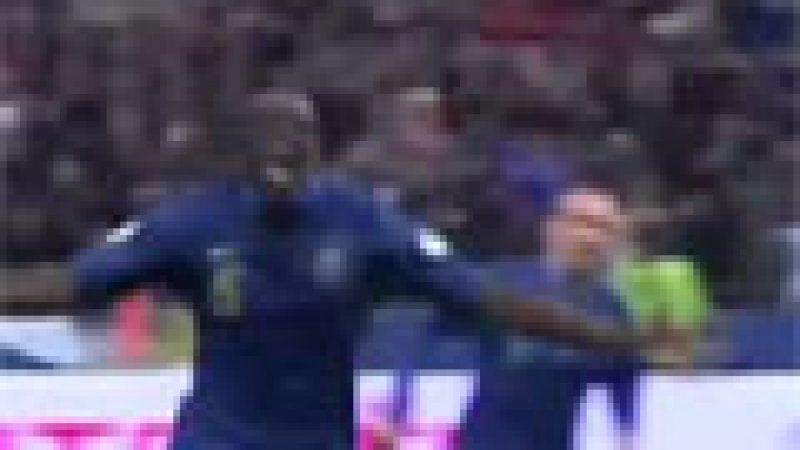 Zapping : Victoire de la France face à l'Ukraine….