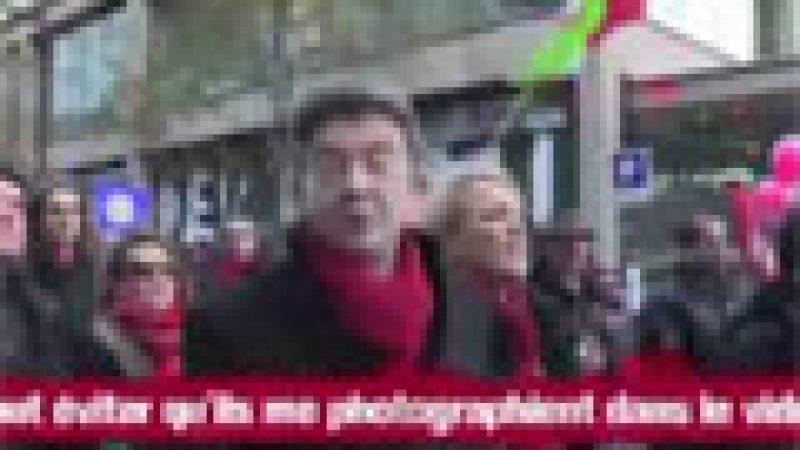 """Zapping : Mélenchon réagit au """"trucage"""" de TF1…."""