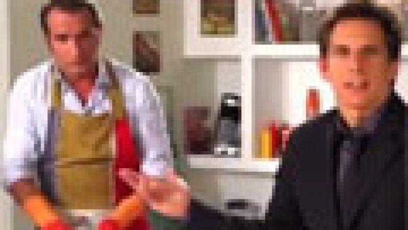 Zapping : Jean Dujardin fait la vaisselle pour l'Amérique…