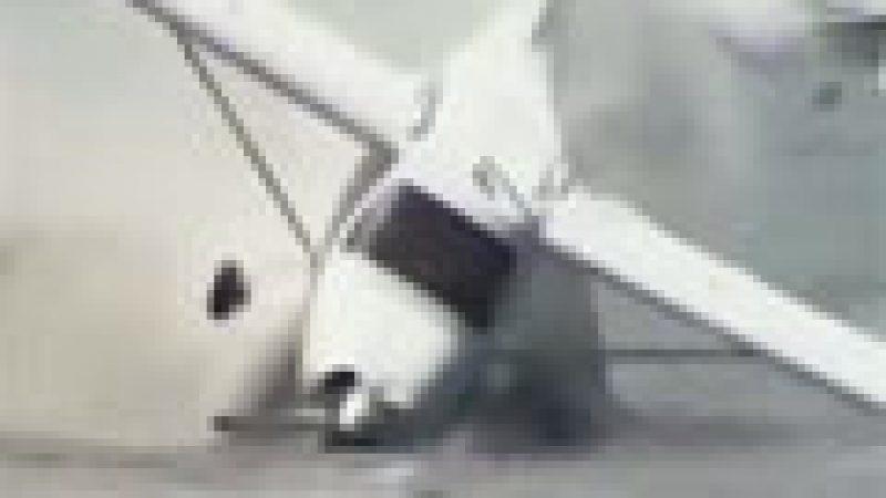 Zapping : un avion se crash lamentablement au décollage…