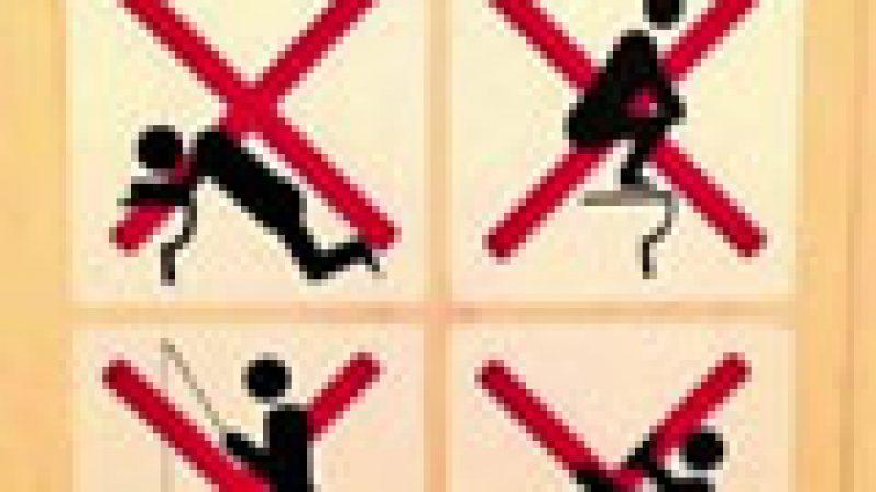 Zapping : Les incroyables instructions des WC de Sochi…