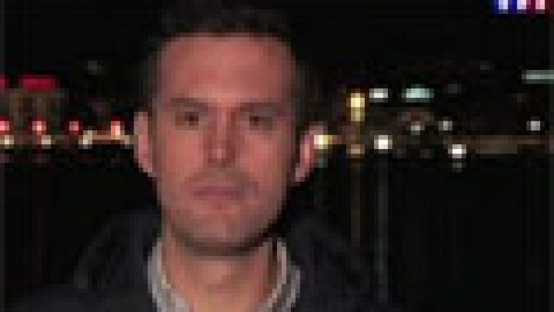 Zapping : Un journaliste de TF1 en galère…