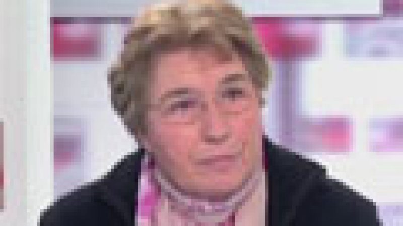 Zapping : Marielle Goitshel dit merci à Poutine…