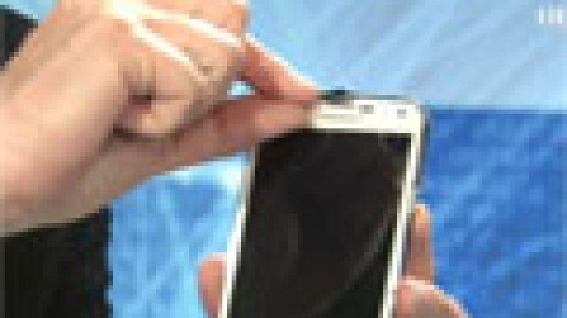 Galaxy S5 : le déballage et les premières impressions