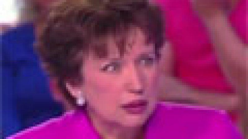 Zapping : Roselyne Bachelot dévastée par J.F. Copé…