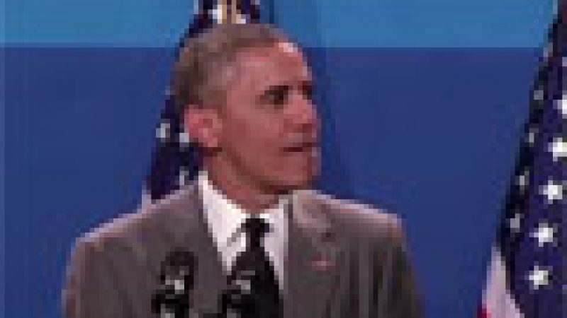 Zapping : B. Obama a un complexe vis à vis de la France…