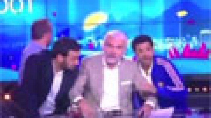 Zapping :  Hanouna et Debbouze débarquent en fanfare sur i-tele…