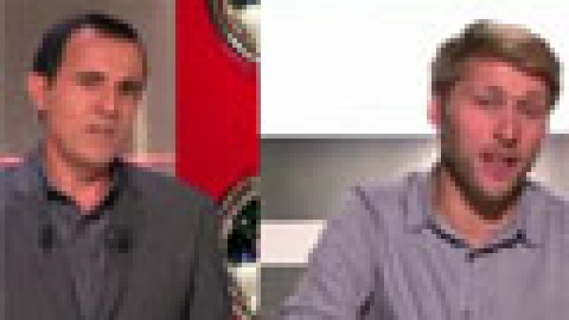 Zapping : Thierry Beccaro a aussi le droit d'exister…