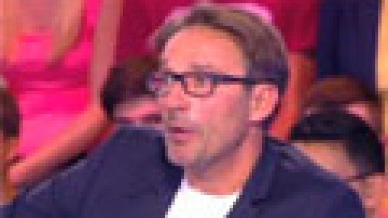 Zapping : J. Courbet assume avoir produit des émissions de merde…