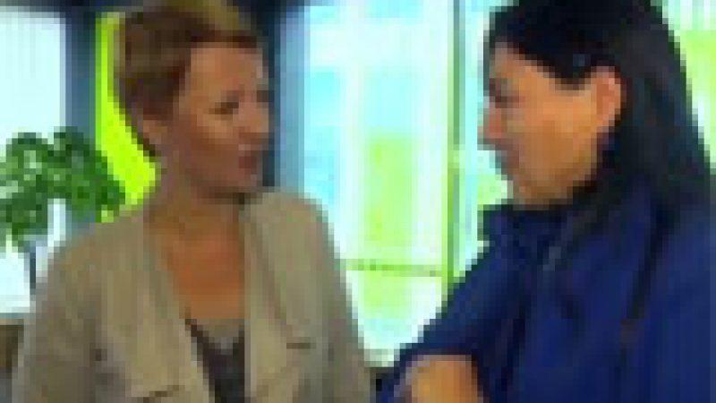 Zapping : la grosse bourde d'une ministre belge…