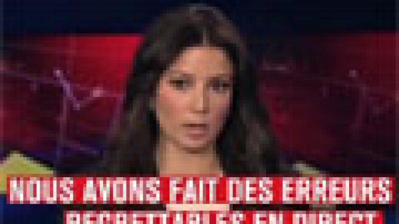 Zapping : Fox News s'excuse après les mensonges sur la France…