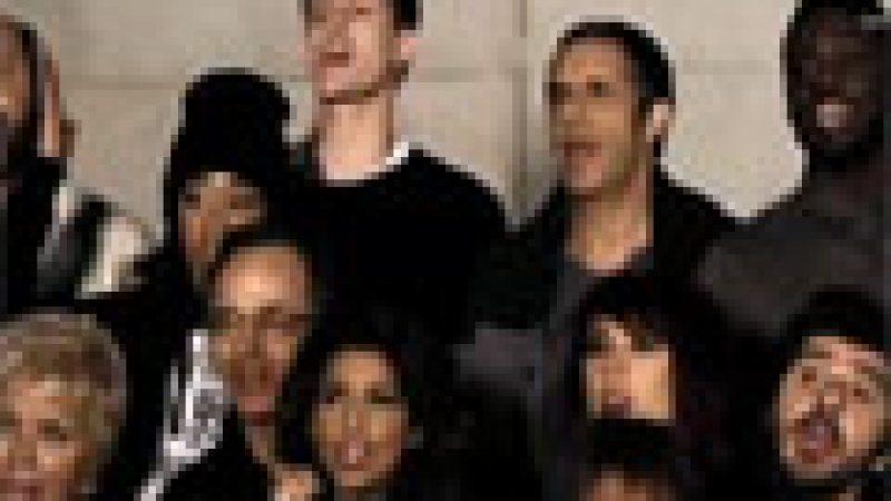 Zapping : le nouveau clip des Enfoirés fait polémique…
