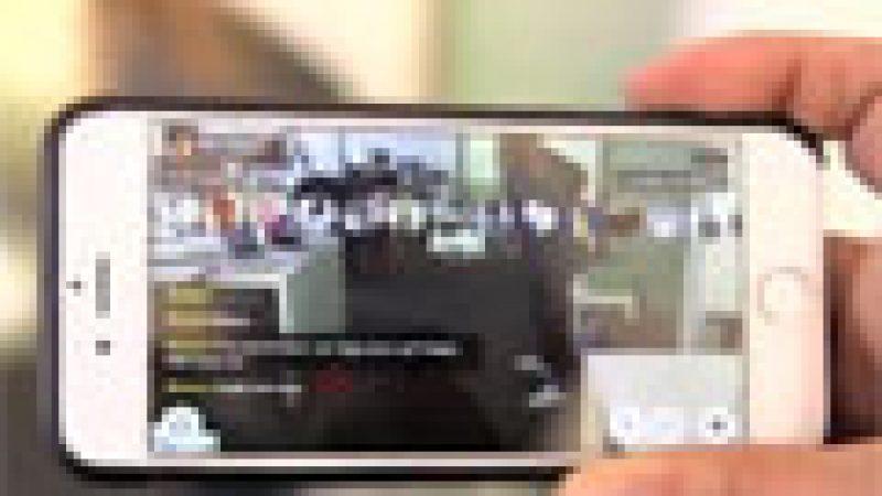 Zapping : l'appli qui permet de diffuser de la vidéo en direct sur Twitter…