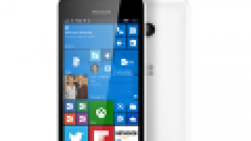 Olivier Lagréou, chef de produits Microsoft Mobile, présente le Lumia 550 dans une courte vidéo