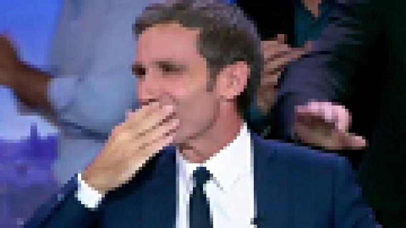 Regardez les adieux de David Pujadas au 20h de France 2