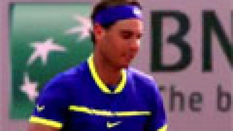 Zapping : Nadal, Lisandro, Macron et l'abstention sont les gagnants du week end