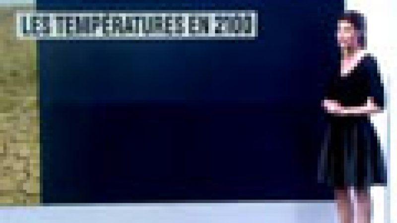 Zapping : bientôt 55° C dans le sud de la France si rien ne change…