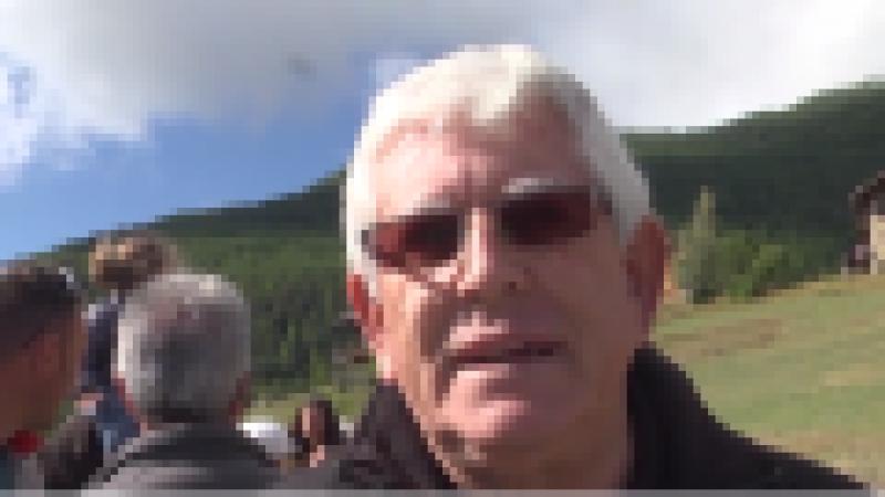 Reportage : mobilisation contre l'implantation de l'antenne Free Mobile dans le Queyras