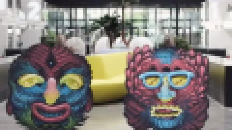 Vidéo : 13 artistes urbains exposés au cœur de la STATION F