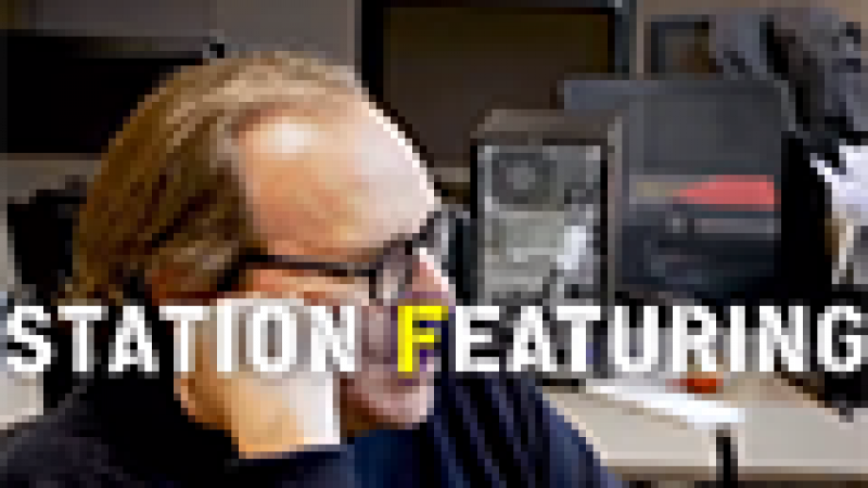 Questions réponses avec Xavier Niel à Station F