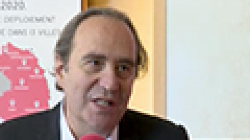 Interview : Xavier Niel parle des enjeux du très haut débit dans les territoires ruraux