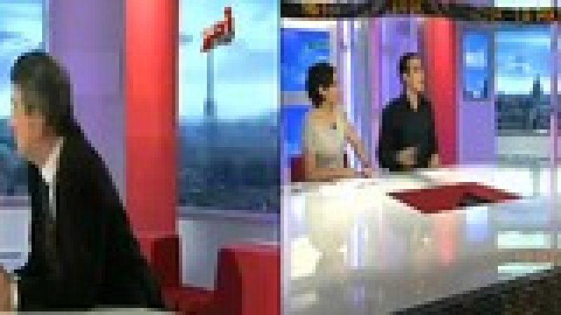 Melenchon s'énerve sur NRJ Paris