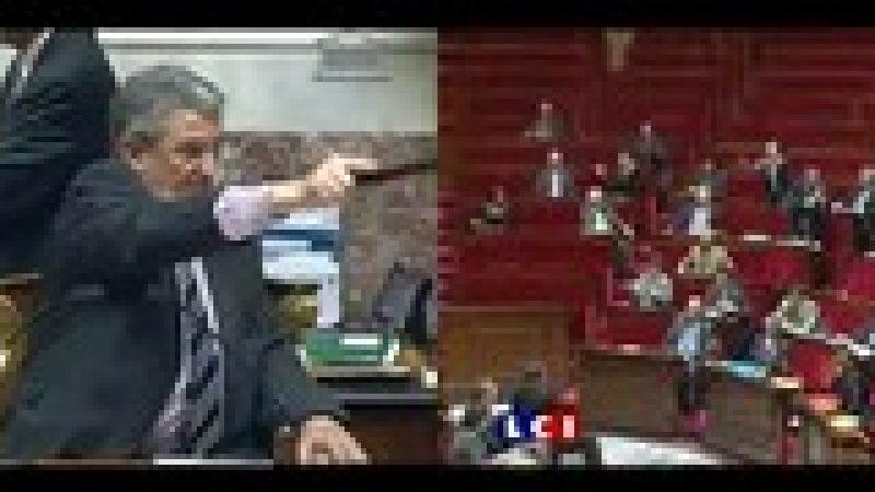 Le rejet de l'HADOPI à l'Assemblée en vidéo