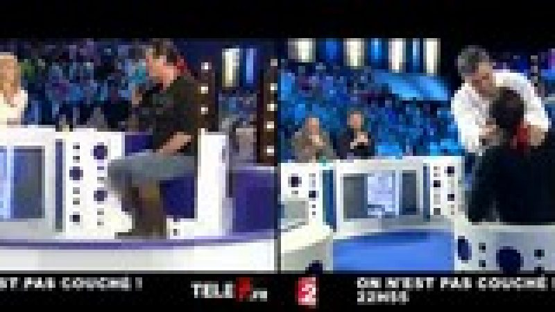 Zapping du 27 avril