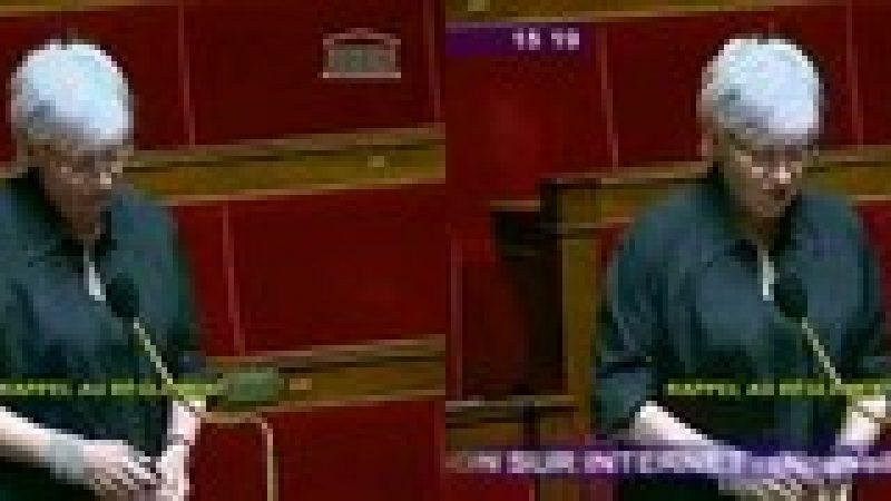 Affaire mail/TF1 : De Panafieu plaide non coupable
