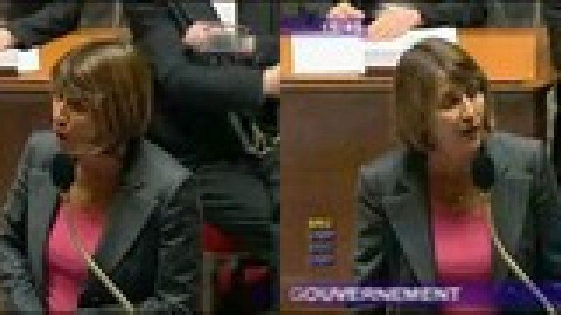 "Affaire mail/TF1: ""Démission!"" scande l'opposition"